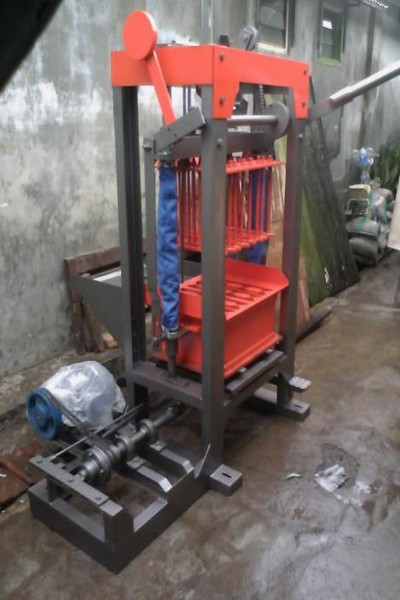 Jual mesin press paving hidrolik Karawang